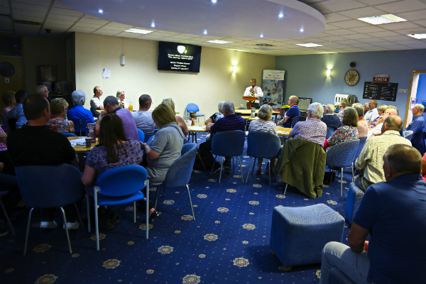 Prostate Cancer Support Group Burton