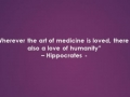 Quote Hippocrates  Medical 450 x 300