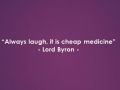 Quote Lord Byron  Medical 450 x 300