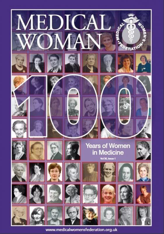 Medical Woman Centenary