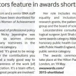 BMA 24 April 2015 Asian Women of Achievement