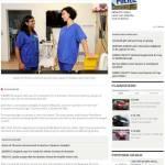 Burton Mail 02 12 14 Jyoti & Cameron