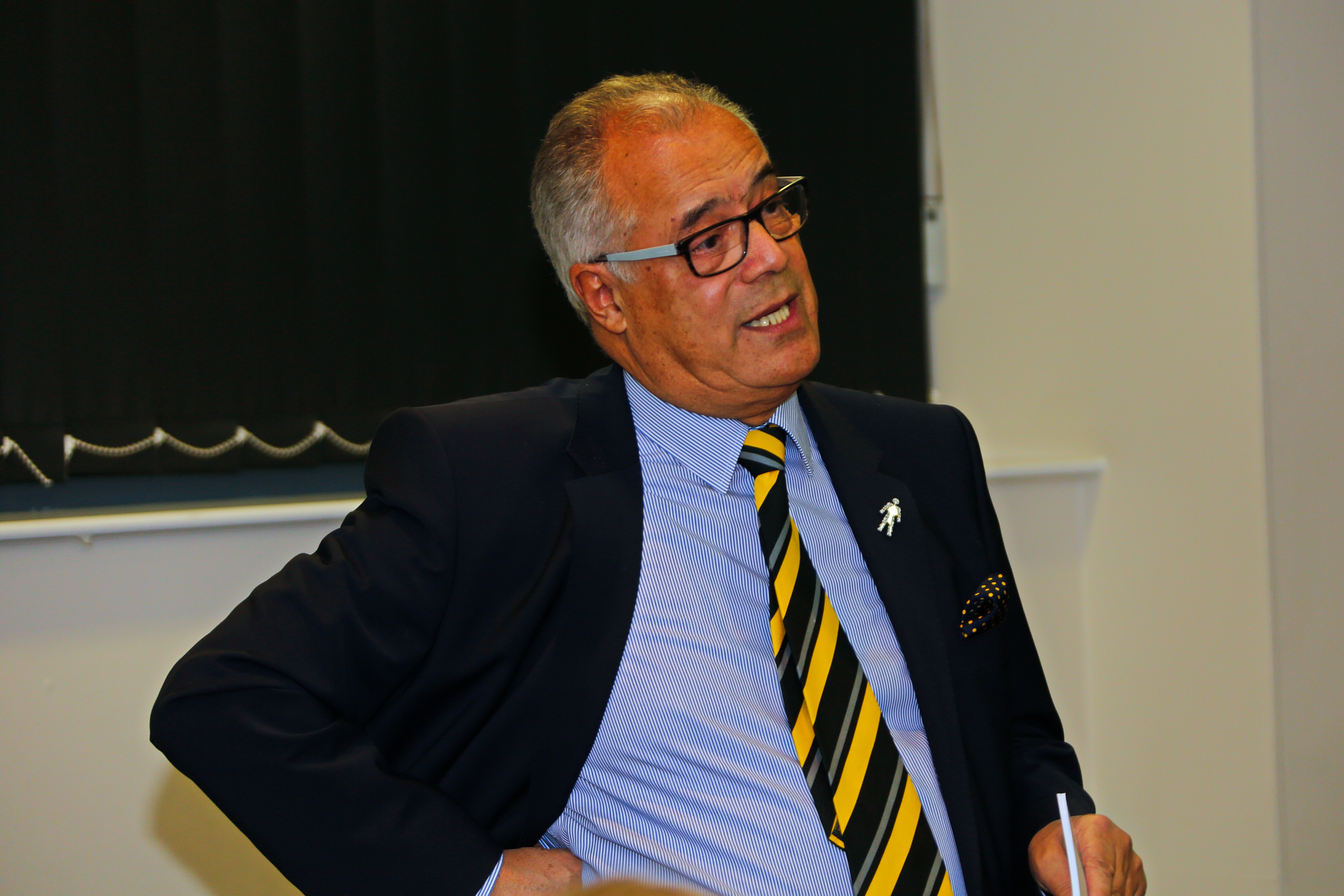 Prostate Cancer Support Group Launch 2017