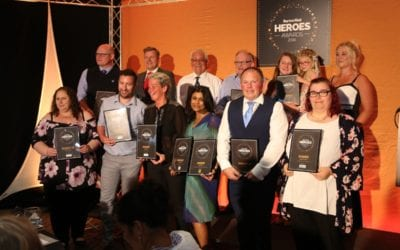 Burton Mail Heroes Awards to celebrate work in the community